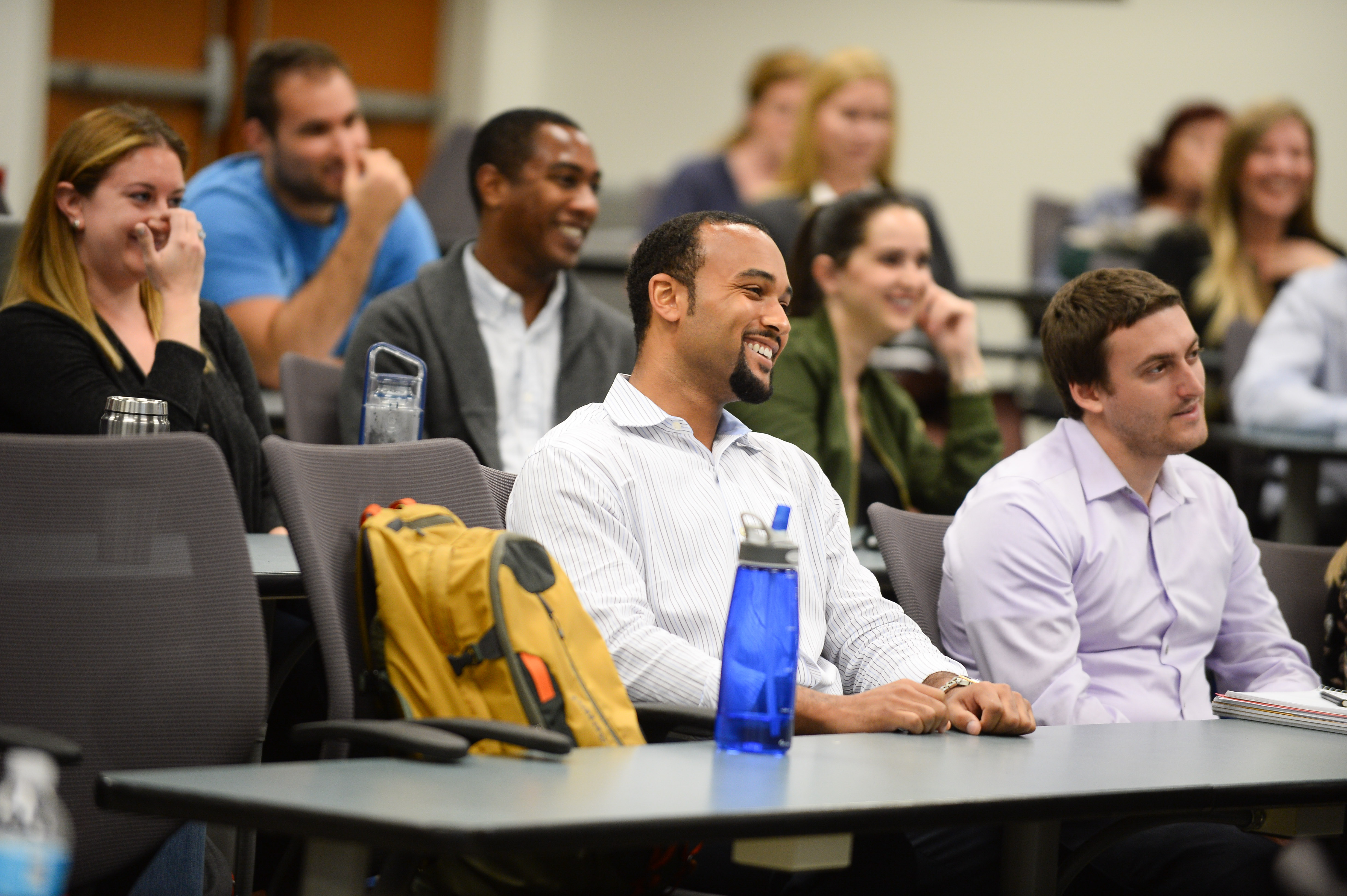 Tulane Law School welcomes prospective students