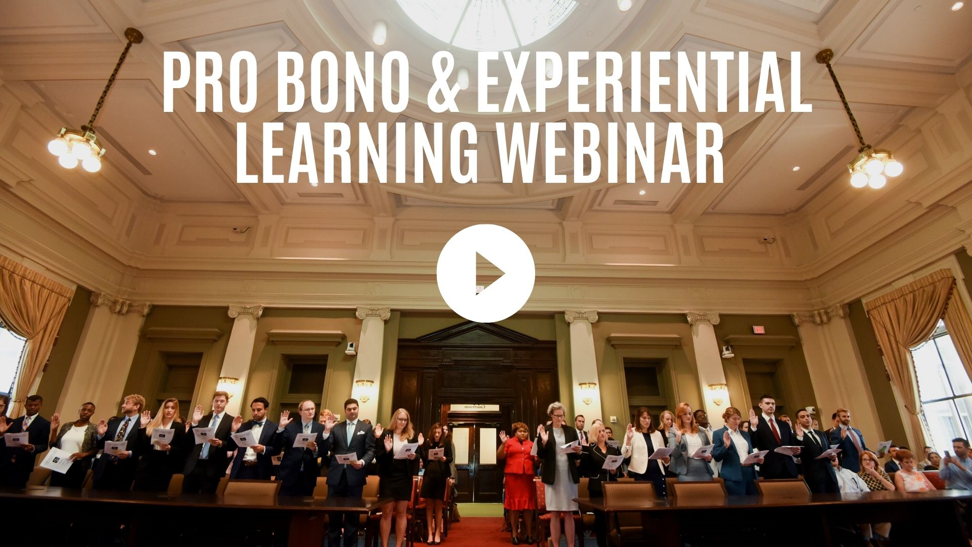 Experiential Learning Webinar